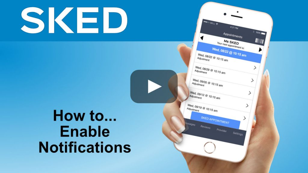 how to enable notifications